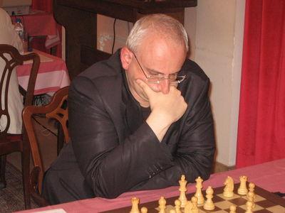 Valjevo day 3 GM Suat Atalik