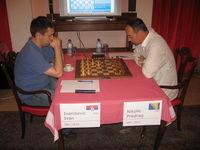 Valjevo day 3 Ivanisevic-Nikolic