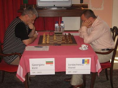 Valjevo day 8 Georgiev Jordakesku