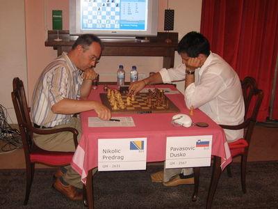 Valjevo day 8 Nikolic Pavasovic