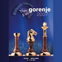 Gorenje Chess tournament 2007