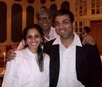 Vijay Kumar with Anand