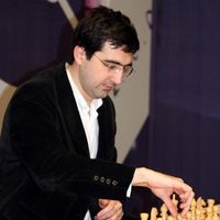 Vladimir Kramnik square 1
