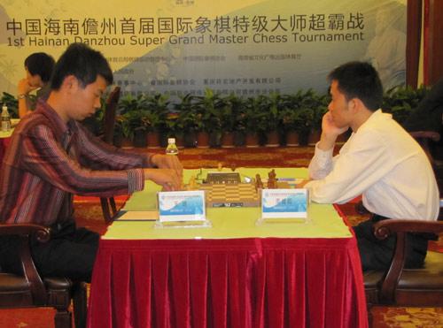 Wang Hao - Zhou Jiangchao