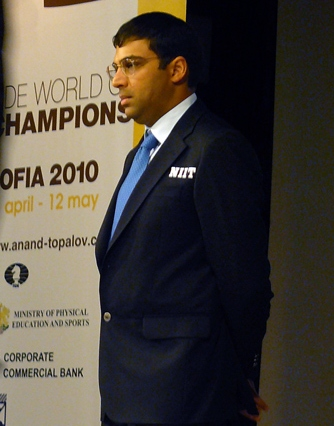 Wch opening Anand