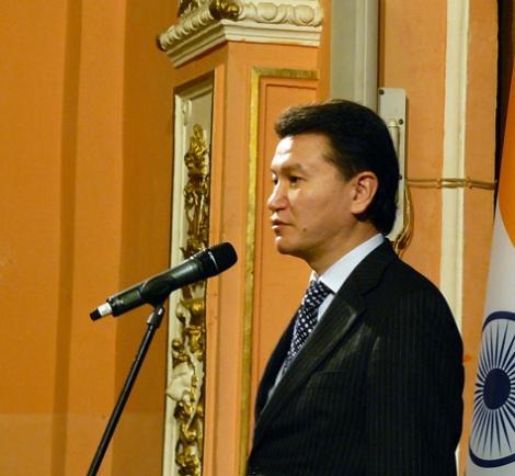 Wch opening Kirsan Ilyumzhinov