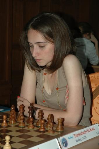 WGM Keti Tsatsalshvili