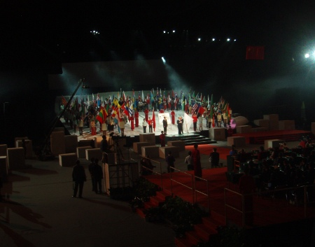 WMSG Opening Ceremony 1