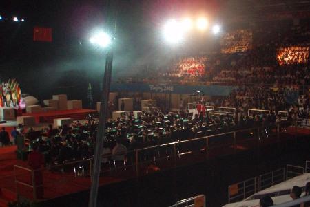 WMSG Opening Ceremony 2