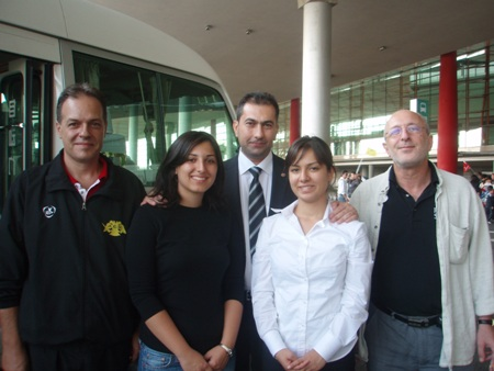 WMSG The Turkish Delegation