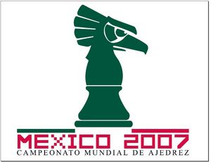 world chess championship Mexico 2007