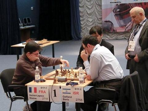 world cup Maxime Gelfand