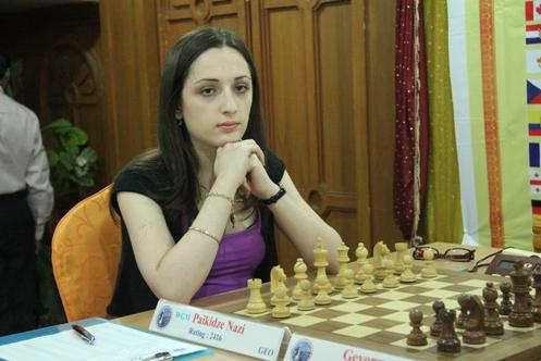 world junior 2011 Nazi Paikidze