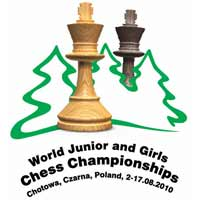 world junior chess