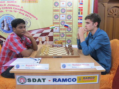 World Junior Chess Championship 2011