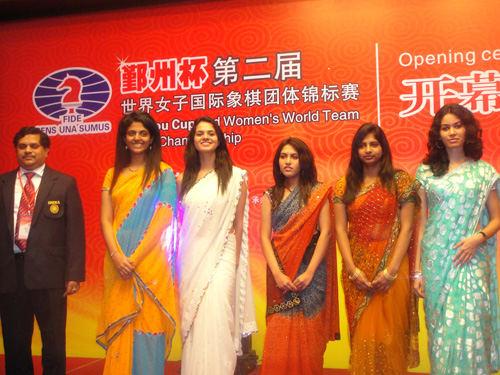 world women chess
