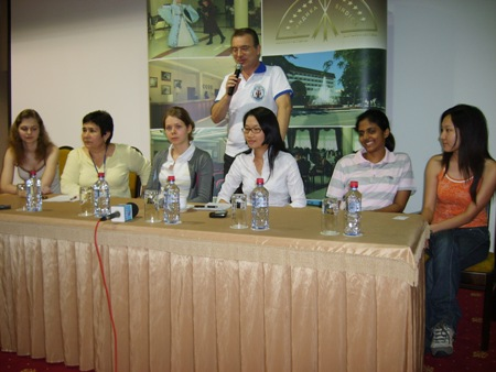 WWCC Day 2 Press conference