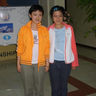 WWCC Shen and Yifan