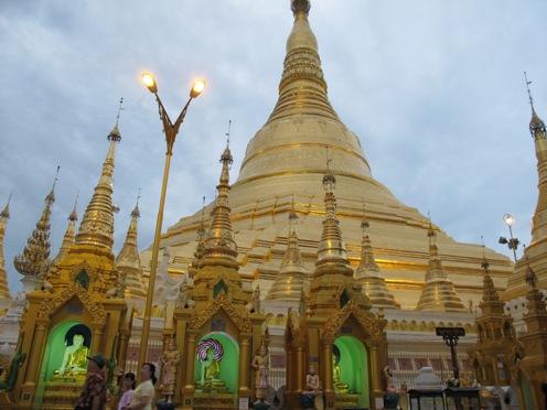 Yangon Main