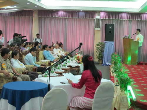 Yangon Opening Ceremony
