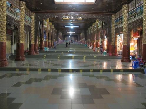 Yangon Steps