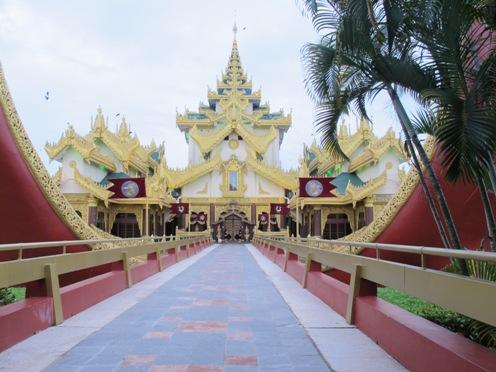 Yangon Walkway