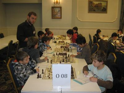 Youth chess