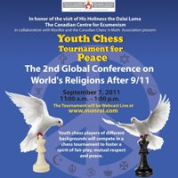 Youth Chess Tournament for Peace 2011
