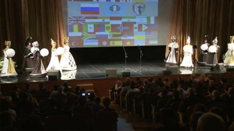 The curtain is opening for the long expected World Cup 2011