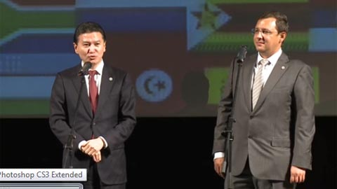 Ilyumzhinov and Filipenko