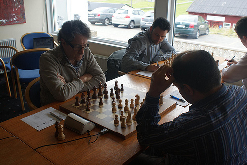 Fred Berend vs Raul Garcia
