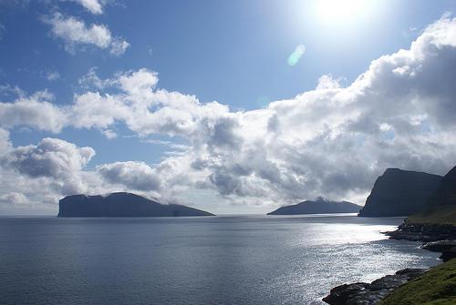 The beautiful Faroe Islands