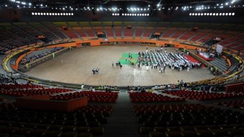 Indira Gandhi Indoor Stadium, New Delhi