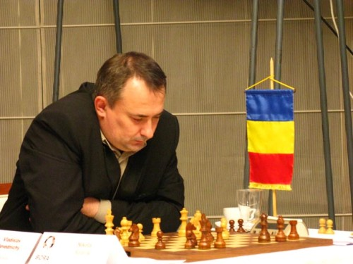 GM Vladislav Nevednichy