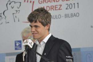 Carlsen Grand Slam 2011