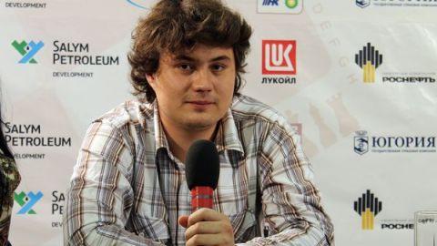 GM Anton Korobov