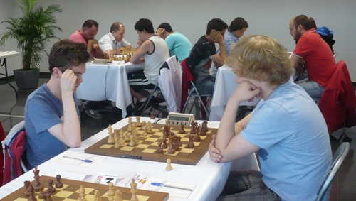 FM David Anton playing against Erik Ronka from Finland