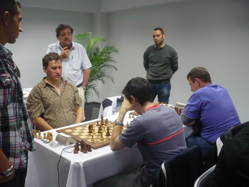 GM Oleg Korneev