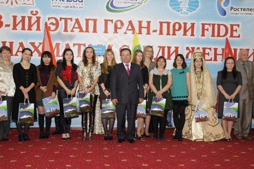Nalchik group photo with the participants and officials