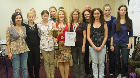 HUN wch 2011 participants