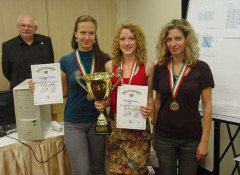 HUN wch 2011 winners