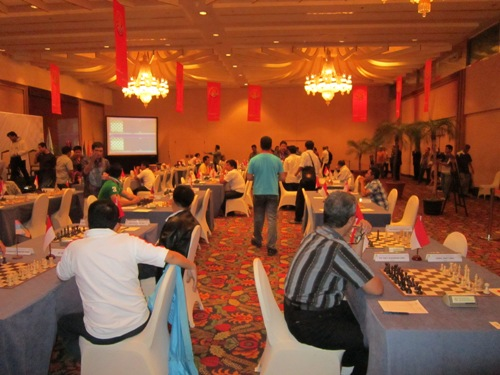 Indonesia Open Chess Championship 1