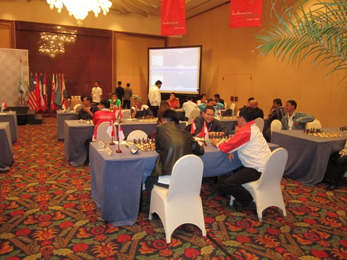 Indonesia Open Chess Championship 2