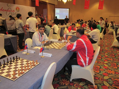 Indonesia Open Chess Championship 3