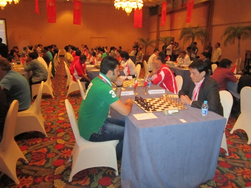Indonesia Open Chess Championship 4