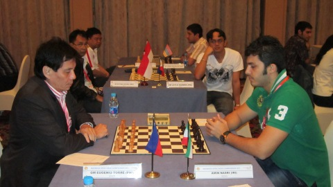 Indonesia Open Chess Championship id 1