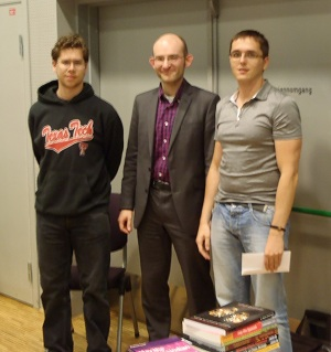 Oslo Chess International winners
