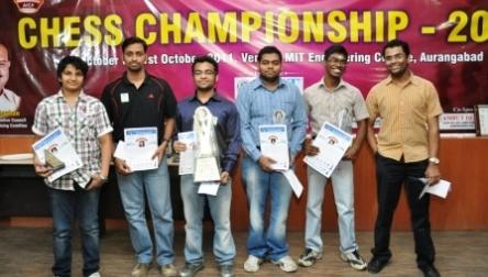 Top six - Vidit, Venkatesh, Abhijeet, Deepan, Sethu, Gopal