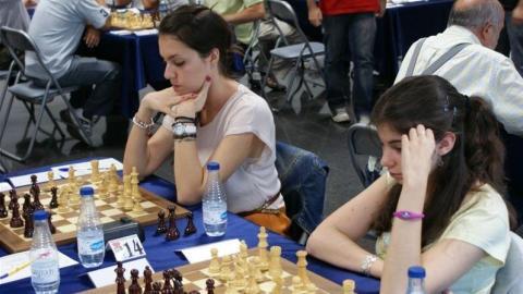 WFM Maria Rodrigo and Raquel Pablos