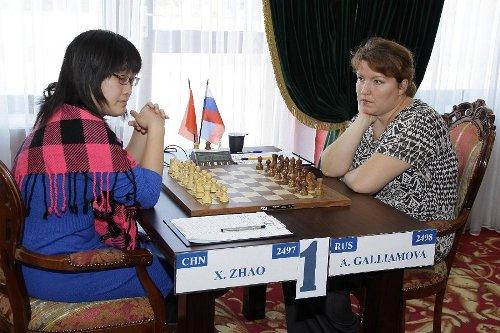 Zhao Xue - Alisa Galliamova
